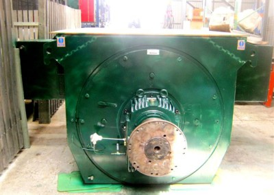 620kw Electric Motor Repair