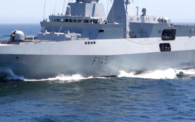 CAW re-engages with the S.A. Navy for its second contract