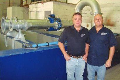 Biggest Pump Test Facility in the Cape