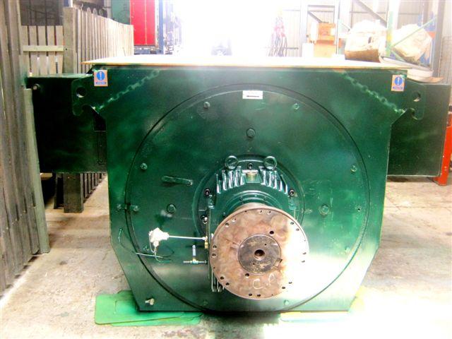 620kw electric motor repair caw for Electric motor repair company