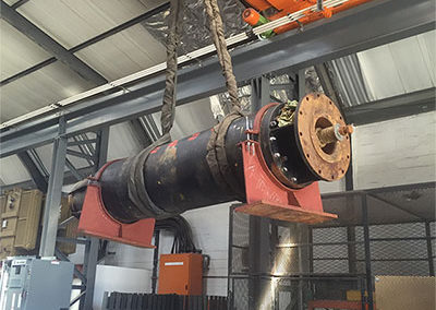 Breakthrough: Worlds 1st HPU Pump Load Test at CAW