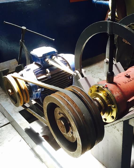 pumps repair